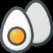 Icône œuf, Géranium Framboise