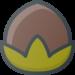 Icône fruit à coque, Géranium Framboise