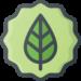 Icône naturel bio Géranium Framboise