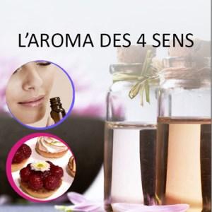 Atelier huiles essentielles et gourmandise lyon et sa région Géranium Framboise et Esensia