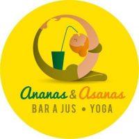 Ananas & Ananas, Bar à jus, partenaire Géranium Framboise