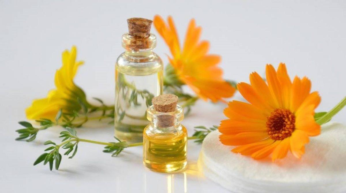Huiles essentielles et fleurs Géranium Framboise