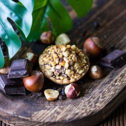 Mignardise Choco Pepper, Pâtisseries Huiles Essentielles bio, Géranium Framboise Lyon
