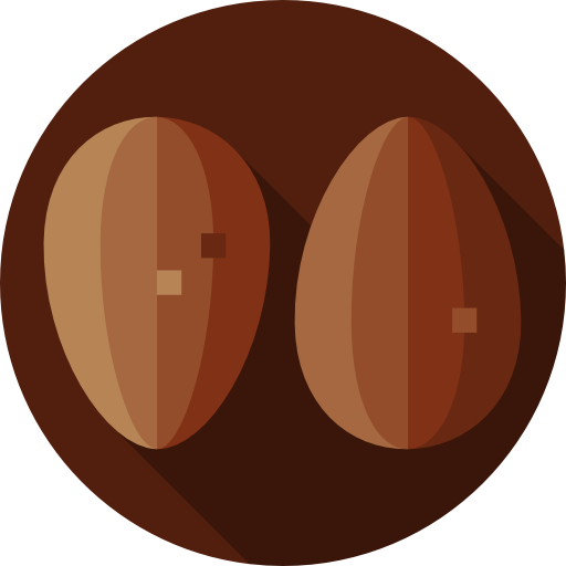 Icône Amande Géranium Framboise