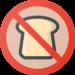 Icône sans gluten Géranium Framboise