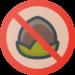Icône Sans Fruits à coque Géranium Framboise