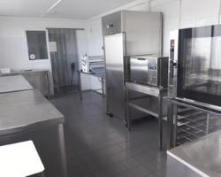 Géranium Framboise a emménagé dans un laboratoire tout neuf !